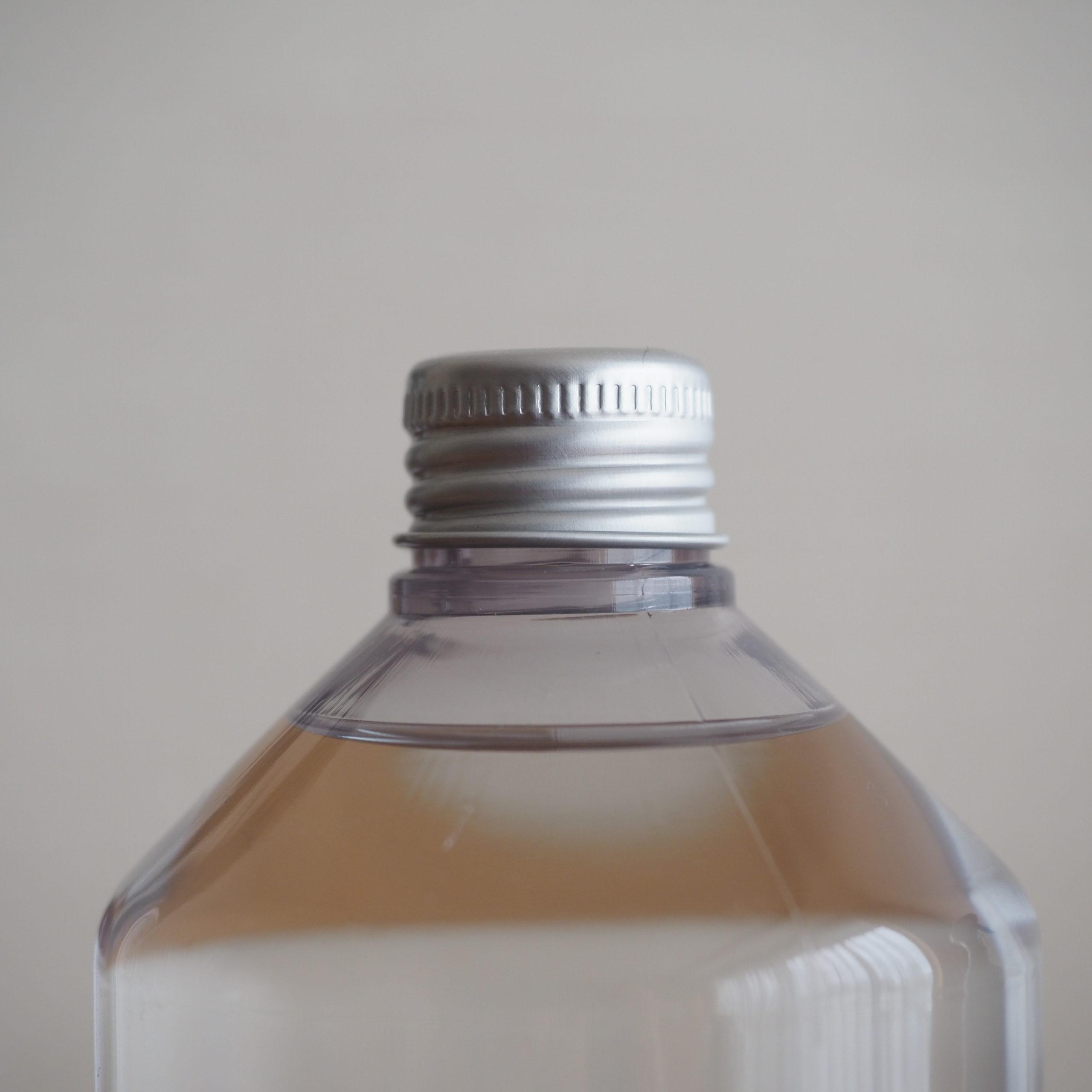 メリリマのアルコールのキャップ