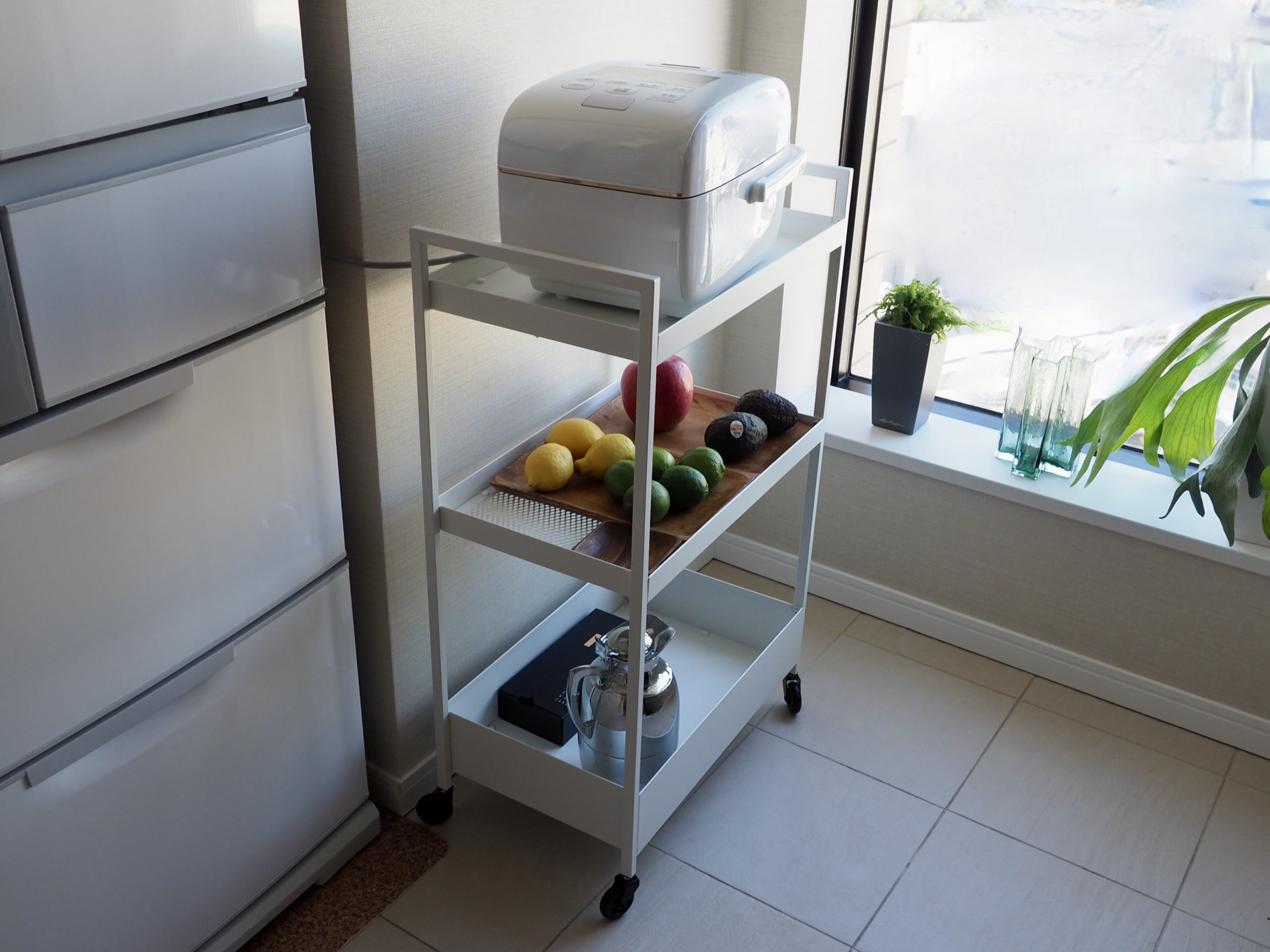 IKEAのワゴン、ニッサフォース